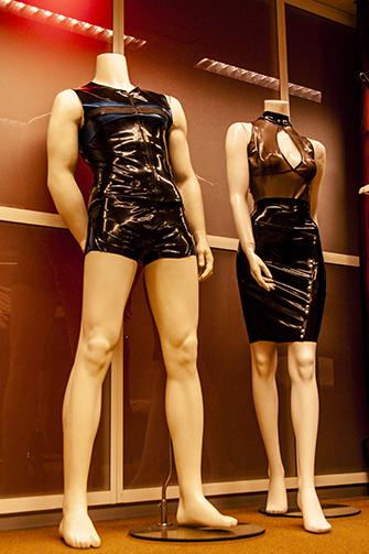 latex kleding info