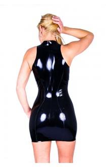 latex jurk Elisa