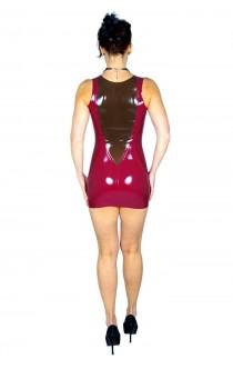 latex jurk Eva