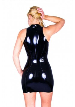 latex jurk Elisa