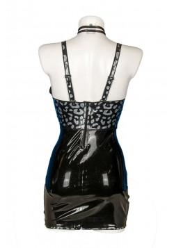 latex jurk Patty