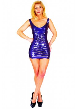 latex jurk super Anne