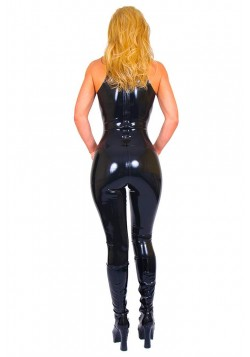 latex broek legging