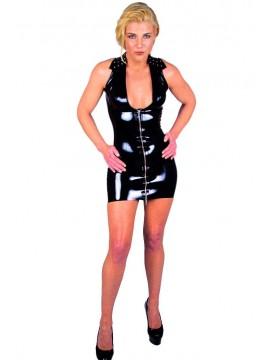 latex jurk super Elisa