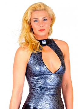 latex top Sylian elite