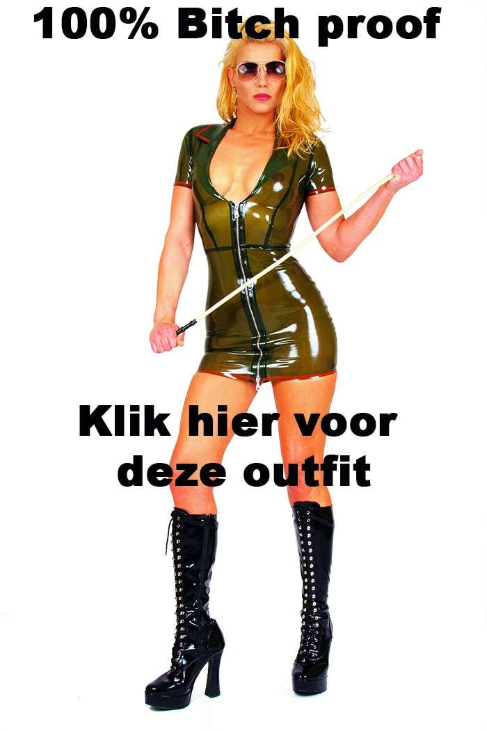 BITCH kleding dresscode dames