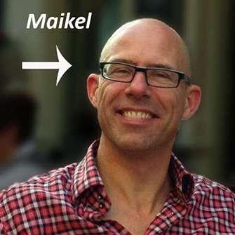 Maikel latex kleding