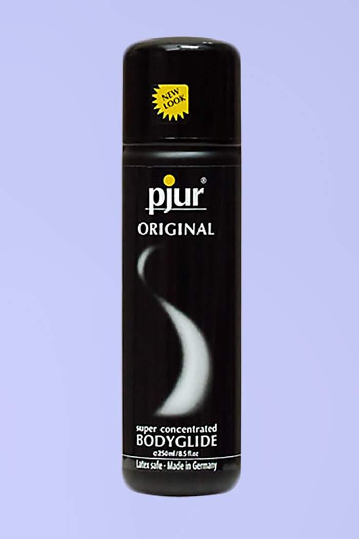 Pjur 250 ml siliconen glijmiddel