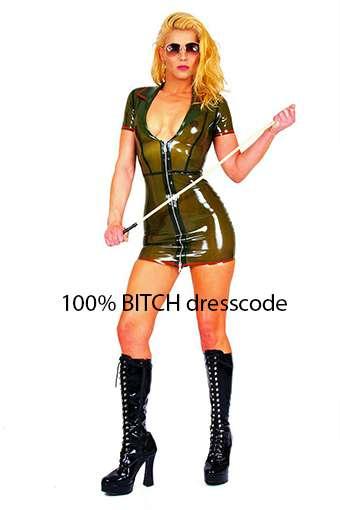 BITCH dresscode