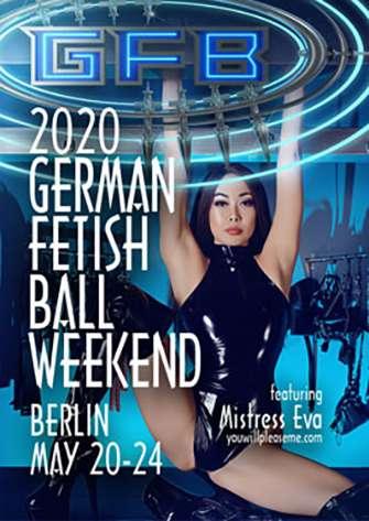 German Fetish Ball 2020