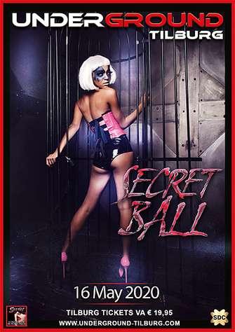 Secret Underground ball 2020-05-16