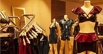 latex kleding Maikel latex kleding